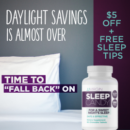 Get Sleep Candy Now and Save!
