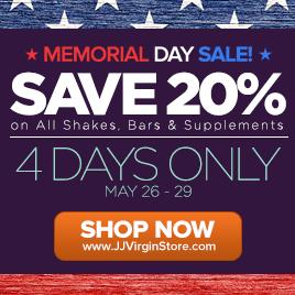 Save 20% Storewide!