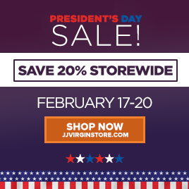 1st Ever President's Day Sale!