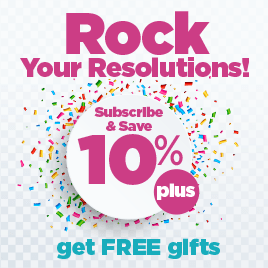Rock Your Resolutions!